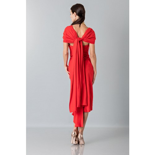 Vendita Abbigliamento Usato FIrmato - Abito in seta - Vivienne Westwood - Drexcode -7