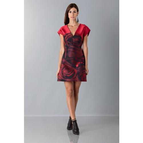 Vendita Abbigliamento Usato FIrmato - Abito in techno duchesse - Giambattista Valli - Drexcode -2