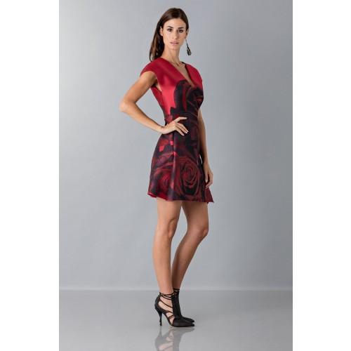 Vendita Abbigliamento Usato FIrmato - Abito in techno duchesse - Giambattista Valli - Drexcode -3