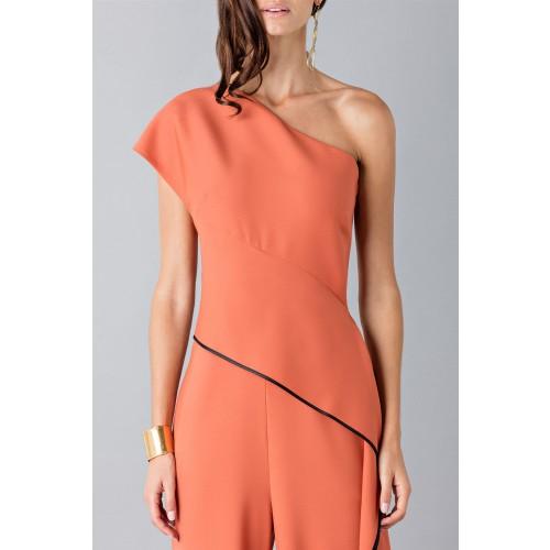 Vendita Abbigliamento Usato FIrmato - Jumpsuit con drappeggio laterale - Vionnet - Drexcode -3