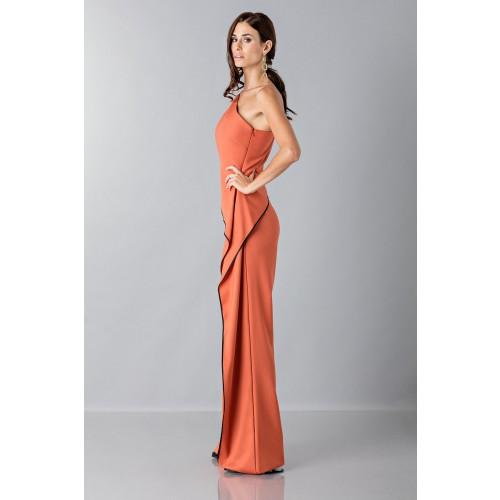 Vendita Abbigliamento Usato FIrmato - Jumpsuit con drappeggio laterale - Vionnet - Drexcode -5