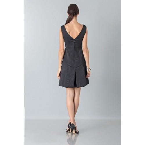 Vendita Abbigliamento Usato FIrmato - Mini abito con ricamo floreale - Antonio Marras - Drexcode -3