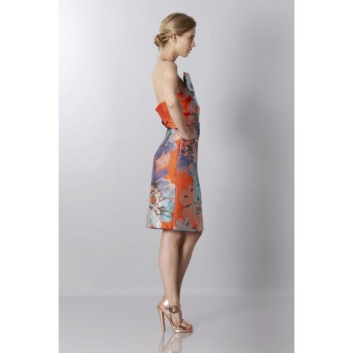 Vendita Abbigliamento Usato FIrmato - Bustier in jacquard floreale - Antonio Berardi - Drexcode -4