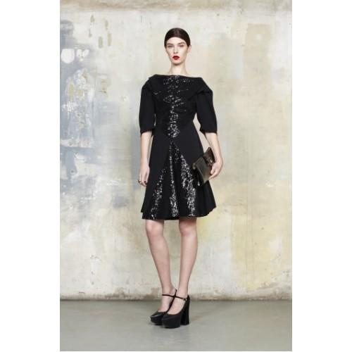 Vendita Abbigliamento Usato FIrmato - Abito in paillettes - Vivienne Westwood - Drexcode -1