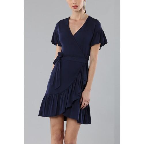 Vendita Abbigliamento Usato FIrmato - Mini wrap con volant - MICHAEL - Michael Kors - Drexcode -4