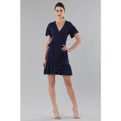 Vendita Abbigliamento Usato FIrmato - Mini wrap con volant - MICHAEL - Michael Kors - Drexcode -2
