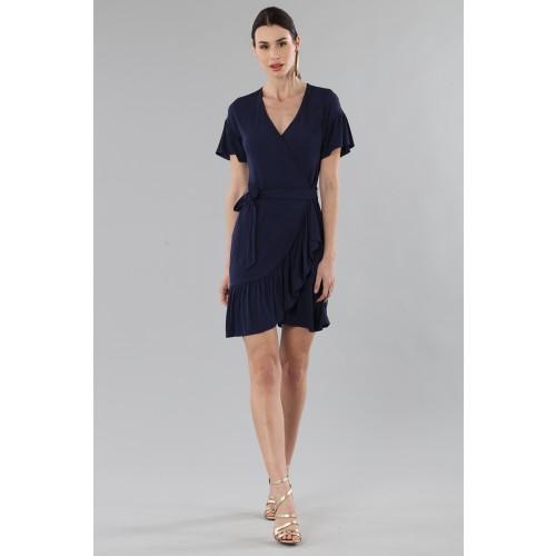 Vendita Abbigliamento Usato FIrmato - Mini wrap con volant - MICHAEL - Michael Kors - Drexcode -5