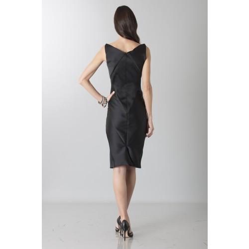 Vendita Abbigliamento Usato FIrmato - Tubino in stretch satin - Zac Posen - Drexcode -4