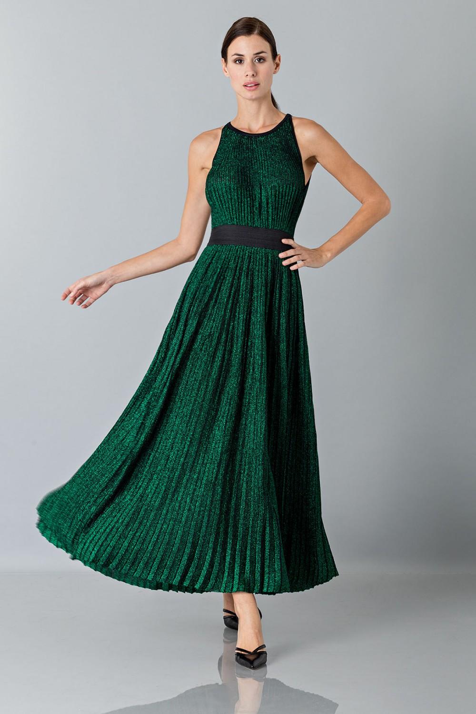 Lamè dress