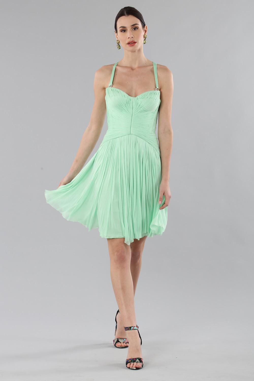 Bustier short dress