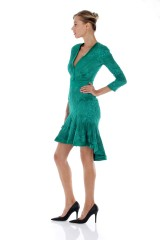 Drexcode - Satin minidress - Blumarine - Rent - 6