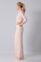 Drexcode - Long embroidered dress - Blumarine - Rent - 5