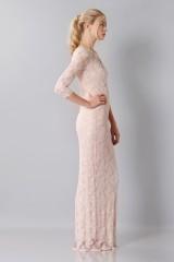 Drexcode - Long dress with sequin sale - Blumarine - Sale - 4