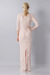Drexcode - Long embroidered dress - Blumarine - Rent - 2