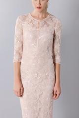 Drexcode - Long dress with sequin sale - Blumarine - Sale - 6
