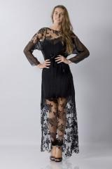 Drexcode - Silk emboidered tunic - Blumarine - Rent - 4