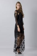 Drexcode - Silk emboidered tunic - Blumarine - Rent - 7