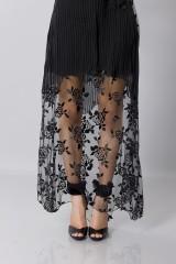 Drexcode - Silk emboidered tunic - Blumarine - Rent - 9