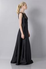 Drexcode - Dress with jewels - Alberta Ferretti - Rent - 4