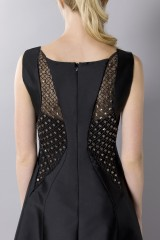 Drexcode - Dress with jewels - Alberta Ferretti - Rent - 8
