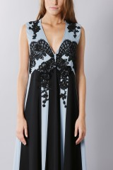 Drexcode -  Floor-length dress with v-neck and embroideries - Antonio Marras - Rent - 5