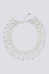 Drexcode - Necklace with crystal fringes  - CA&LOU - Sale - 1