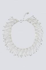 Drexcode - Collana con frange di cristalli - CA&LOU - Rent - 2
