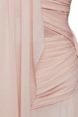Drexcode - Abito in chiffon rosa - Redemption - Rent - 5