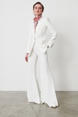 Drexcode - Completo giacca pantalone bianco - Redemption - Rent - 2