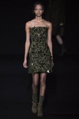 Drexcode - Rhinestone beaded dress - Alberta Ferretti - Rent - 3