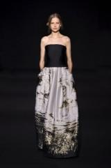 Drexcode - Long bustier dress - Alberta Ferretti - Rent - 3