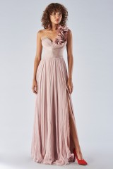 Drexcode - Bustier dress with side application - Iris Serban - Rent - 2