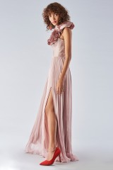 Drexcode - Bustier dress with side application - Iris Serban - Rent - 3