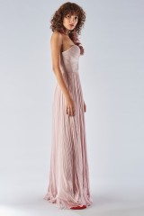 Drexcode - Bustier dress with side application - Iris Serban - Rent - 4