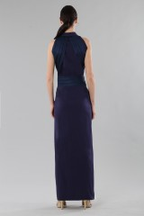 Drexcode - Shirtdress  with draped silk tulle  - Vionnet - Rent - 5