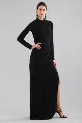Drexcode - Long dress with colorful buttons - Marco de Vincenzo - Rent - 5