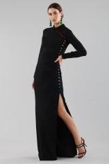 Drexcode - Long dress with colorful buttons - Marco de Vincenzo - Rent - 3