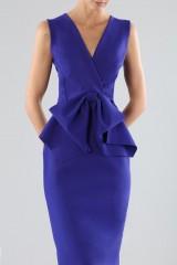 Drexcode - Long dress with maxi bow - Chiara Boni - Rent - 3