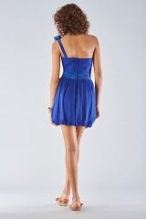 Drexcode - One-shoulder balloon dress - Forever unique - Rent - 5
