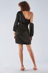 Drexcode - One-shoulder dress with off-shoulder sleeve - Amur - Sale - 5