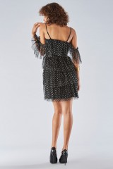 Drexcode - Off shoulder dress with ruffles - Forever unique - Sale - 5