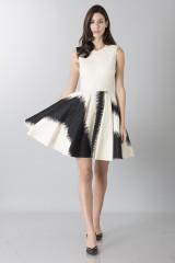 Drexcode - Silk dress - Giambattista Valli - Rent - 2