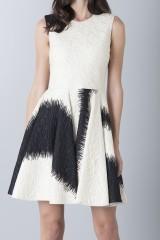 Drexcode - Silk dress - Giambattista Valli - Rent - 7
