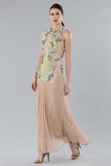 Drexcode - Chiffon dress - Alberta Ferretti - Rent - 1