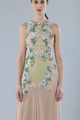 Drexcode - Chiffon dress - Alberta Ferretti - Rent - 2