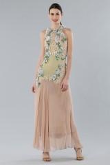 Drexcode - Chiffon dress - Alberta Ferretti - Rent - 5