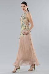 Drexcode - Chiffon dress - Alberta Ferretti - Rent - 4
