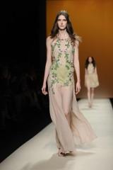 Drexcode - Chiffon dress - Alberta Ferretti - Rent - 7
