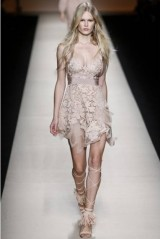 Drexcode - Macramè dress - Alberta Ferretti - Rent - 3