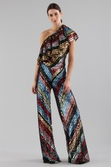 Drexcode - Dress in multicoloured sequins - Alcoolique - Rent - 7